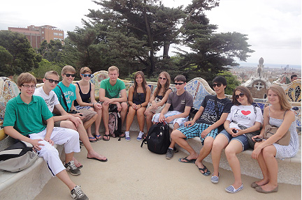 Barcelonaexcursion-2011-2012